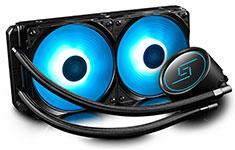 Deepcool Gammaxx L240 AIO RGB CPU Cooler