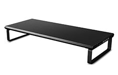 Deepcool M-Desk F3 USB Monitor Stand Black