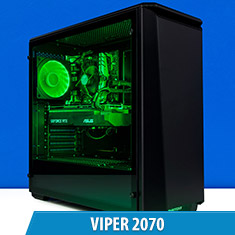 PCCG Viper 2070 Gaming System