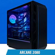 PCCG Arcane 2080 Gaming System 2