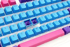 Ducky PBT Doubleshot 108-Key Keycap Set Joker