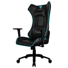 Aerocool ThunderX3 UC5 Gaming Chair Black Cyan