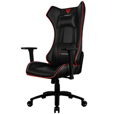 Aerocool ThunderX3 UC5 Gaming Chair Black Red