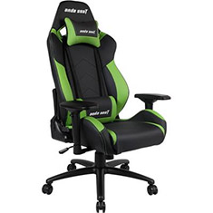 Anda Seat AD7-23 Large Gaming Chair Green