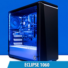 PCCG Eclipse 1060 Gaming System 2