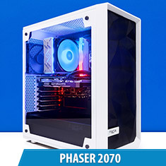 PCCG Phaser 2070 Gaming System