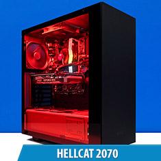 PCCG Hellcat 2070 Gaming System