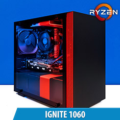 PCCG Ignite 1060 Gaming System