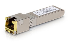 Ubiquiti Transceiver Module SFP+ to RJ45 10 GB