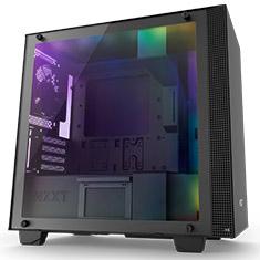 NZXT H400i Smart Case Matte Black