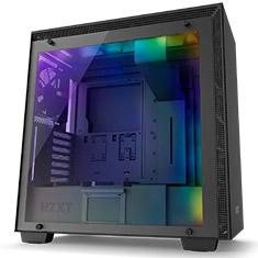 NZXT H700i Smart Case Matte Black