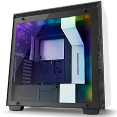 NZXT H700i Smart Case Matte White