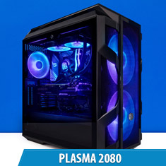 PCCG Plasma 2080 Gaming System
