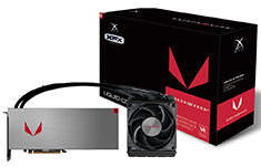 XFX Radeon Liquid Cooled RX Vega 64 8GB