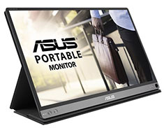 ASUS ZenScreen GO MB16AP Portable USB Type-C FHD IPS Monitor