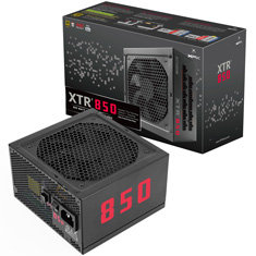 XFX XTR2 Modular Gold 850W Power Supply (Open Box)
