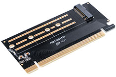 Orico PCI-e M.2 NVME Interface Card