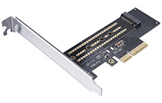 Orico PCI-e M.2 NVME Interface Card with Slot Cover
