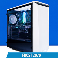 PCCG Frost 2070 Gaming System