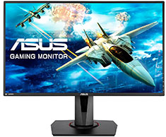 ASUS VG278QR 27in FHD 165Hz FreeSync/Adaptive Sync Monitor