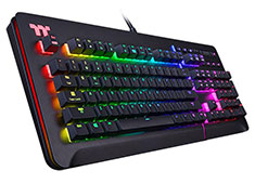 Thermaltake Level 20 RGB Mech Keyboard MX Speed Silver