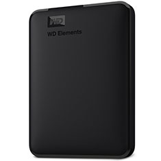 Western Digital WD Elements Portable HDD 3TB