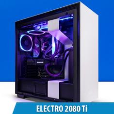 PCCG Electro 2080 Ti Gaming System