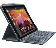 Logitech Slim Folio Keyboard For iPad