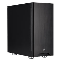 Corsair Carbide Series 275Q Mid-Tower Quiet Gaming Case Black