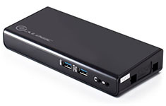 Alogic VROVA USB3.0 Universal Dual Display Docking Station