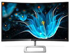 Philips 278E9QJAB FHD 75Hz Curved 27in Monitor