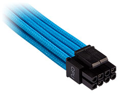 Corsair Premium Sleeved EPS12V/ATX12V Cables Blue