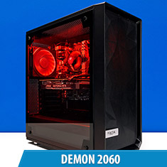 PCCG Demon 2060 Gaming System