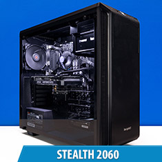 PCCG Stealth 2060 Gaming System