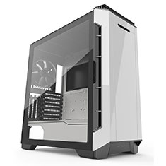 Phanteks Eclipse P600S Tempered Glass White