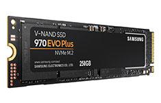 Samsung 970 EVO Plus NVMe SSD 250GB