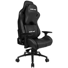 Anda Seat AD12XL-03 Gaming Chair XL Headrest Black