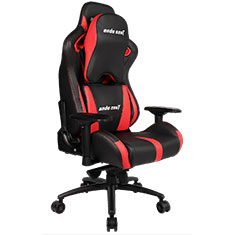 Anda Seat AD12XL-03 Gaming Chair XL Headrest Black Red