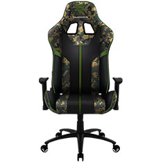 Aerocool ThunderX3 BC3 Gaming Chair Camo Green