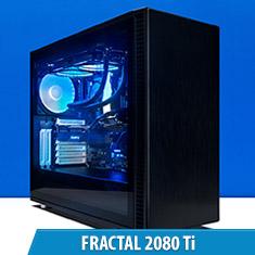 PCCG Fractal 2080 Ti Gaming System