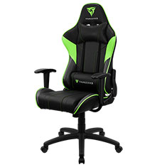 Aerocool ThunderX3 EC3 Gaming Chair Black Green