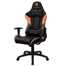 Aerocool ThunderX3 EC3 Gaming Chair Black Orange