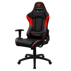 Aerocool ThunderX3 EC3 Gaming Chair Black Red