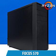 PCCG Focus 570 Gaming System