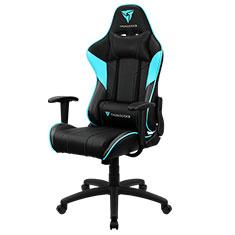 Aerocool ThunderX3 EC3 Gaming Chair Black Cyan