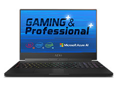 Gigabyte AERO 15 Core i9 RTX 2080 15.6in UHD Notebook