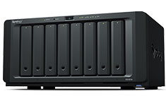 Synology DiskStation DS1819+ 8 Bay NAS with 4GB RAM