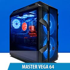 PCCG Master Vega 64 Gaming System