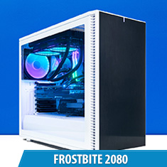 PCCG Frostbite 2080 Gaming System