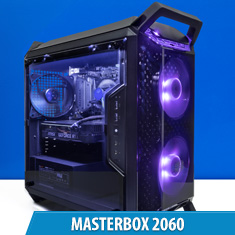 PCCG MasterBox 2060 Gaming System